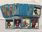 1979-80 TOPPS HOCKEY 116 CARD LOT incomplete set no WAYNE GRETZKY ROOKIE Average