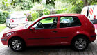 LARGER PHOTOS: VW golf Red - 1.4 03 Plate 112,000 miles - Faulty Gears 4 and 5 gone - spairs