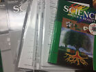 ABEKA 7th Grade Science 6 Books for Parent  Student Excellent