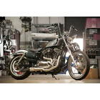 Two Brothers Stainless w Carbon 2 Into 1 Comp S Exhaust 14 17 Harley Sportster