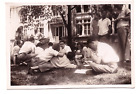 Vintage 1940s Photo SNAPSHOT Young Men On Top of Each Other Affectionate Gay Int