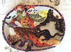 Fitz And Floyd Witch Hazel Halloween Large Platter