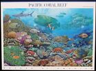 US NATURE 2004 SCOTT 3831 PACIFIC CORAL REEF Set Of 10 MN VF 37c STAMP SHEET