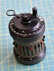CURTA TYPE II 2 Mechanical Calculator #528815 - VIDEO OF OPERATION