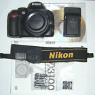 Nikon D3100 142 MP Digital SLR Camera Black Body + Accessories