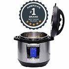 Instant Pot Ultra 6 Qt 10 in 1 MULTI Use SLOW COOKER Rice Cake Maker 6 HOURS