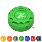 Rear Brake Fluid Reservoir Cap Cover For Kawasaki Z900 Z650 NINJA650 2017 Z800