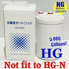 Japan Made High Grade Water Compatible Filter for MW-7000HG Enagic Kangen SD5...