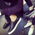 2017 New Mens British Casual Slip On Loafer Leather Moccasins Driving Shoes