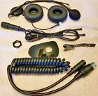 Yamaha Venture MOTORCYCLE INTERGRATED CORDED CLAMPLESS INTERCOM HEADSET