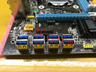 Olike3C Intel B85 BTC+ETH Mining Bitcoin 8 PCI E USB30 directly Slots Mainboard