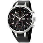 Oris TT3 Black Dial Silicone Strap Men's Watch 674.75877.264.RS