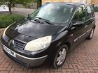 LARGER PHOTOS: 2004 Renault Scenic Dynamique 1.6 Petrol with Mot starts and drives