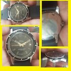 g Taucheruh ALL st,steel WATERPROOF 20 ATMOS SUPERAUTOM, WRISTWATCH SWISS 60-70'