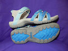 TEVA Womens Size 7 Tirra Sport Sandal Walking Shoe COOL BLUE GRADIENT New