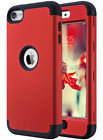 ULAK Heavy Duty High Impact Full body ShockProof Case Cover for iPod Touch 6 5th