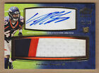 11 2011 Topps Prime Level IV JUMBO Von Miller 3C Jersey Patch Auto RC #'d 1 15