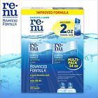 re nu fresh Multi Purpose Solution Contact Lenses Eye Drops Multi Pack 34 Ounce