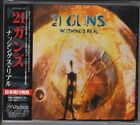 21 GUNS Nothing's Real JAPAN CD VICP-60176 1997 NEW