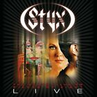 STYX Grand Illusion + Pieces Of 8 Live CD 2013