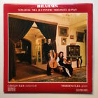 CATALIN ILEA & MARILENA ILEA play BRAHMS ELECTRECORD LP