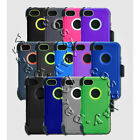 Defender Rugged iPhone 5c Hard Shell Case Belt Clip Fits Otterbox Defender NEW