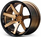 20 FERRADA FR1 BRONZE CONCAVE FORGED WHEELS RIMS FOR CHRYSLER 300 300C 300S RWD