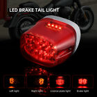 For Road Glide Sportster Softail Dyna Turn Brake light  RED Tail  Lens Taillight