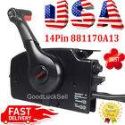 New Black 50CC Bike 2 Stroke Gas Engine Motor Kit for DIY Motorized Bicycle US