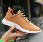 High quality Mens Running Breathable Sports Casual Athletic Sneakers Shoes