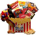 Movie Night Mania Gift Box w/ $10 Redbox Gift Card Old-Time Movie-Going Goodness
