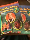 Abeka Health Safety and Manners Reader 2 Student AND Teacher Edition LOT A beka