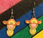 TIGGER Earrings Disney Winnie the Pooh Friends Surgical New Tiger