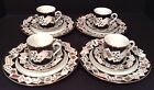 Co Porcelain Playing Cards Demitasse Cups  Saucers  Plates