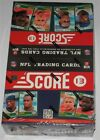 Sealed Unopened 36 Pack Box 2013 Score NFL Football Trading Cards