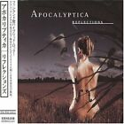 APOCALYPTICA Reflections JAPAN CD UICO-1061 2004 NEW