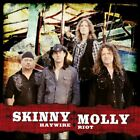 SKINNY MOLLY HAYWIRE RIOT JAPAN CD BSMF-2318 2012 NEW