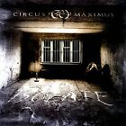 CIRCUS MAXIMUS Isolate JAPAN CD TKCS-85177 2007 OBI