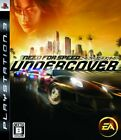 Need For Speed Undercover JAPAN PlayStation3 2008 NEW