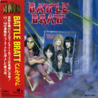 BATTLE BRATT JAPAN CD MECR-25001 1991