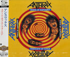 ANTHRAX State of Euphoria UICY-25103 CD JAPAN 2011 NEW