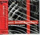 MANIC STREET PREACHERS From Despair To Where JAPAN CD ESCA-5773 1993 NEW