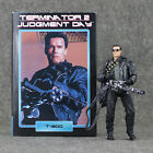 NECA TERMINATOR 2 T 800 ACTION FIGURE 17 cm Judgment Day ORIGINAL TOY COLLECTION
