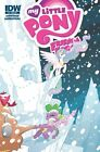 My Little Pony Friends Forever #3 Sub Cover IDW
