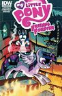 My Little Pony Friends Forever #4 Sub Cover IDW