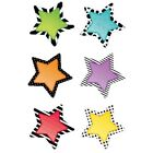 Bold  Bright Stars 3 Designer Cut Outs by Creative Teaching Press