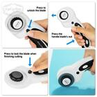 Rotary Cutter For Sewing 45mm Blade Quilting Sewing Fabric Paper Ergonomic Tool