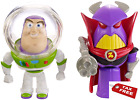 Disney Pixar Toy Story 4 Buzz and Zurg Figure 2 Pack