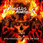 Angelus Apatrida - Evil Unleashed  Give Em War [CD]