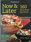 Weight WatchersNow  Later recipes that turn one meal into two Cookbook